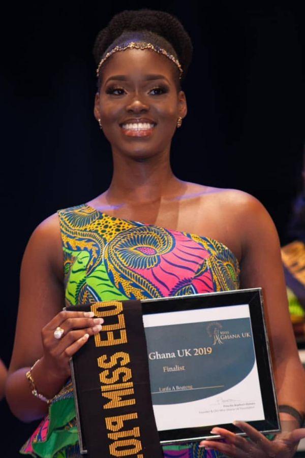 Miss Ghana UK 2019 - Jael Awura Ama Agyeiwaa