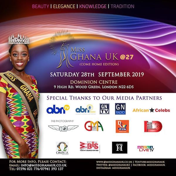 MISS GHANA UK