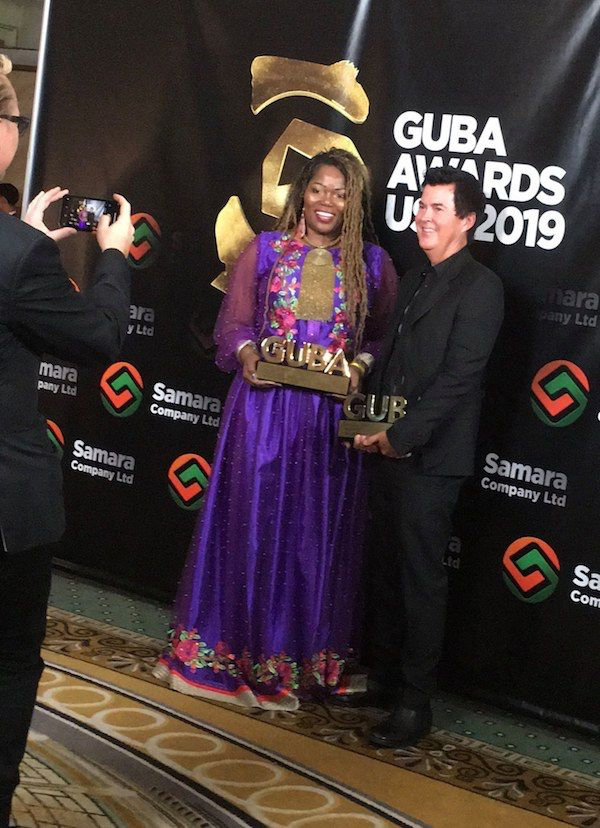 Mary Spio Wins African Innovator of the Year Award At GUBA USA.