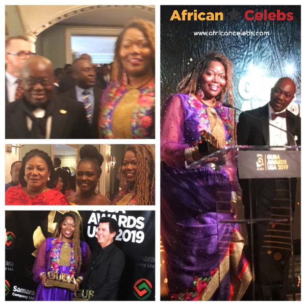 Mary Spio Wins African Innovator of the Year Award At GUBA USA