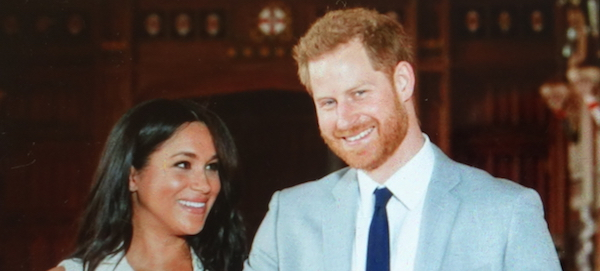 Prince Harry And Meghan Markle Will Stop Using Royal Highness…