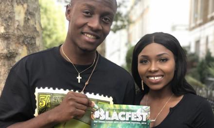 SLACfest 2019 -Sierra Leone Arts & Culture festival