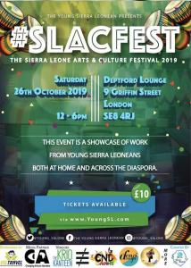 The Sierra Leone Arts & Culture Festival 2019!