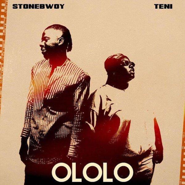 Stonebwoy New Song Ololo ft. Teni.