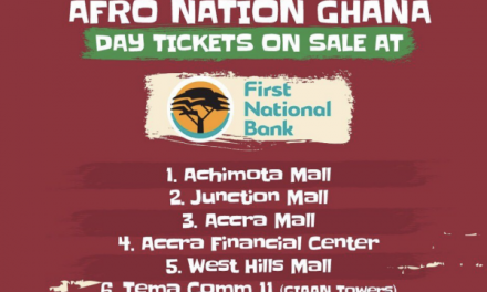 Afro Nation Ghana 2019 -DAY TICKETS NOW AVAILABLE