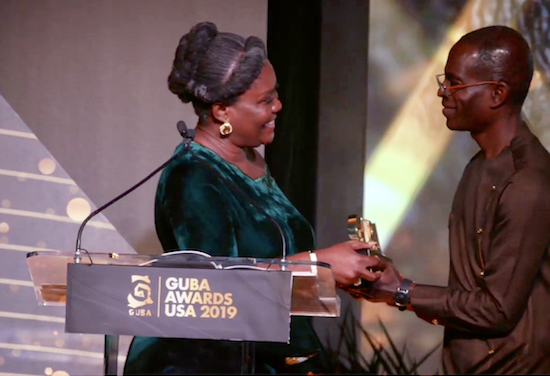 Patrick Awuah Wins Exemplary Achievement in Education Award At GUBA USA