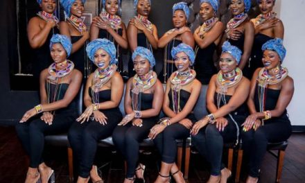 Miss Pride Of Africa UK 2019 Grand Finale