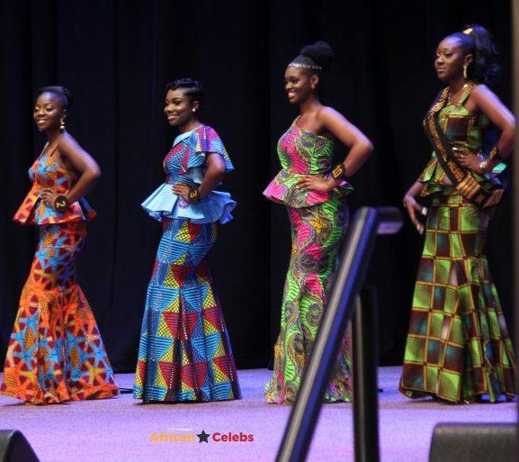 Miss Ghana UK 2019 Fashion Highlights 6