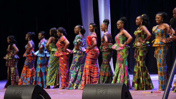 Miss Ghana UK 2019 Fashion Highlights