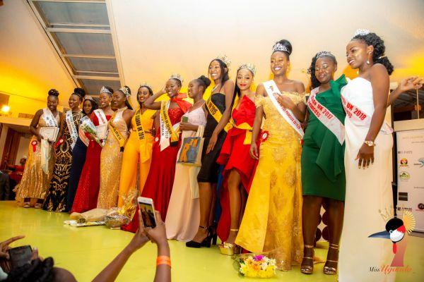 Miss Uganda 2019