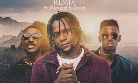 Oduma Essan – 'Totally Remix' ft. Peruzzi x Orezi