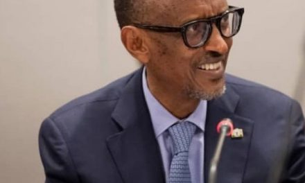 Happy birthday To Present Paul Kagame