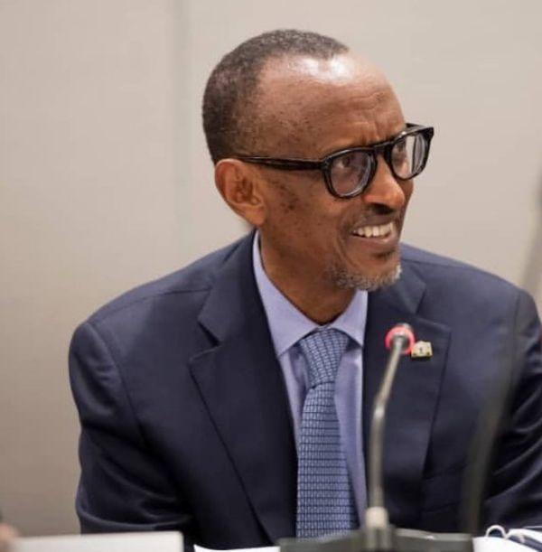 Paul Kagame – Rwanda