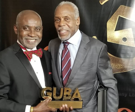 Prof. Oheneba Boachie-Adjei Wins Exceptional Contribution To Medicine Award At GUBA USA