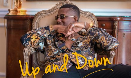 "Robby Adams Debut Single ""Up And Down"" Out Now"