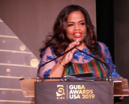 Rosa Whitaker Wins Excellence In Africa Advancement Award At GUBA USA