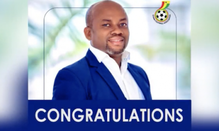Sammy Anim Addo GFA Executive Council Member