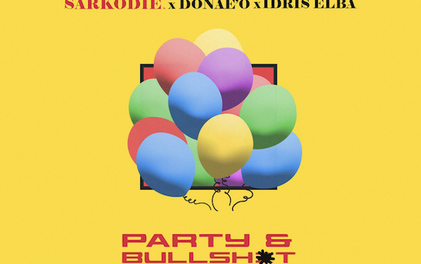 Sarkodie New Single 'Party & Bullsh*t' Is Out Now!