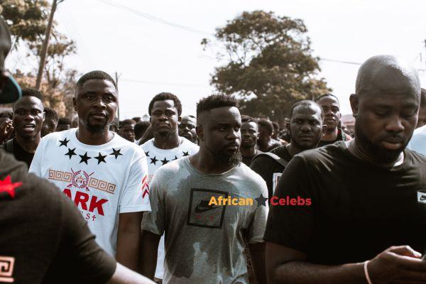 Sarkodie – This Is Tema Health Walk