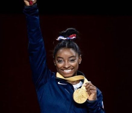 Simone Biles  – The Most Decorated Gymnast In World Championships