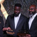 Sarkodie At GUBA Awards USA 2019