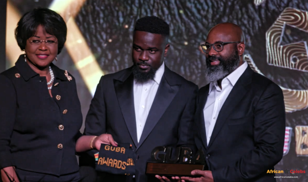Sarkodie At GUBA Awards USA 2019