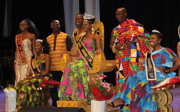 Jael Awura Ama Agyeiwaa Mulholland Boakye Wins Miss Ghana UK 2019