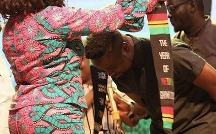 Sarkodie Appointed 'Year of Return'  Ambassador…