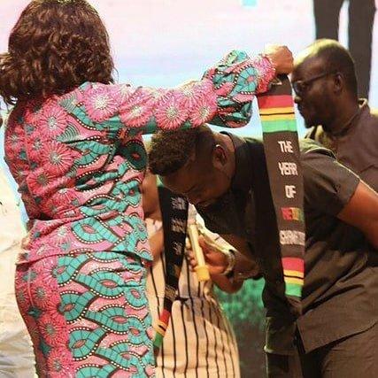 Sarkodie Appointed'Year of Return'  Ambassador…