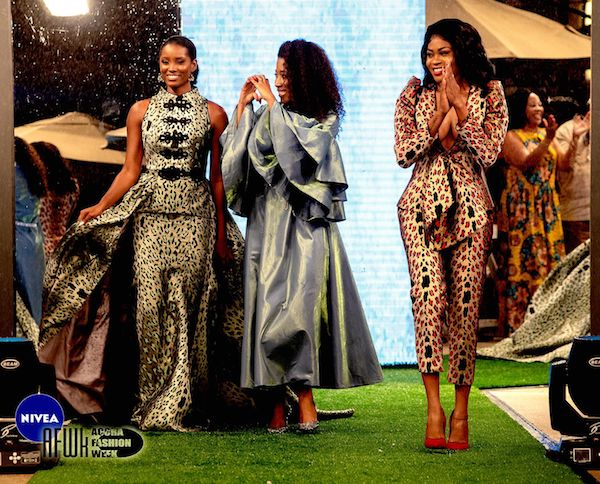 African Fashion Designers Take Accra Fashion Week By Storm