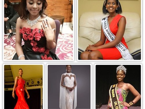African Beauty Queens – Beauty Pageants