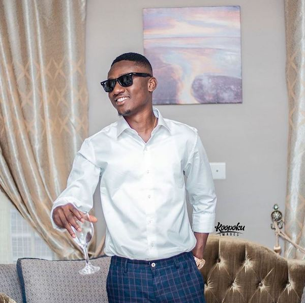 Adu Poku Morgan: Young Event Executive And Businessman Selling Out Shows In Ghana