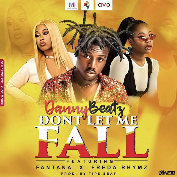 Danny Beatz 'Don't Let Me Fall' Out Now!