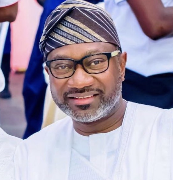 Happy Birthday To Femi Otedola