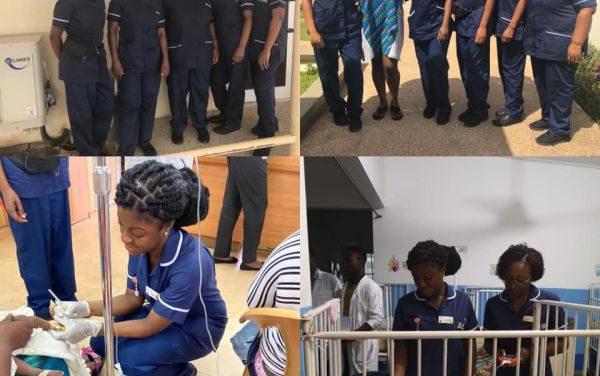 GUBA Foundation Voluntary Nurses Programme 2020