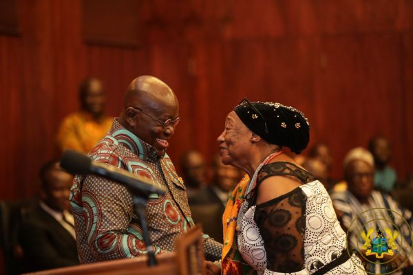Rita Marley becomes a Ghanaian Citizen