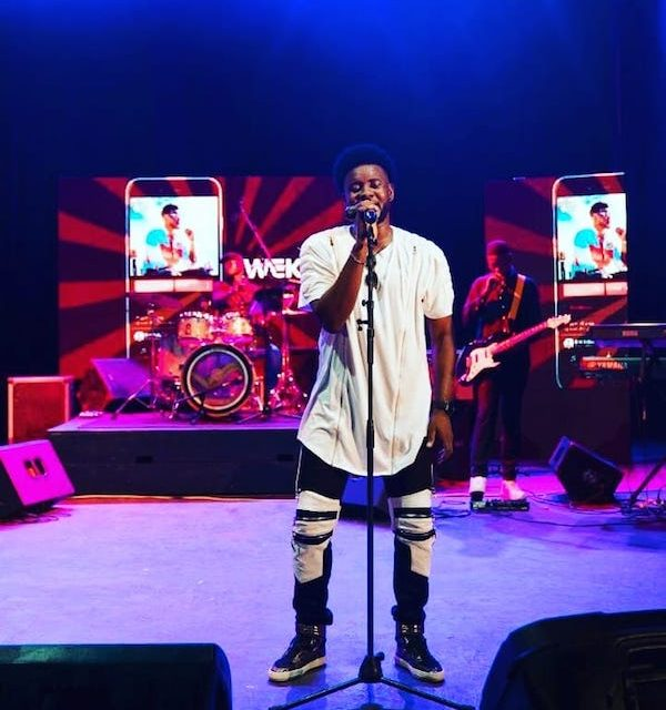 Kweku Afro Wow Fans At Maiden Edition Of Aftown Music Concert