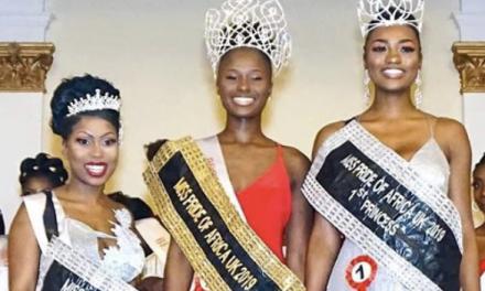 Aminata Dabo Wins Miss Pride Of Africa UK 2019