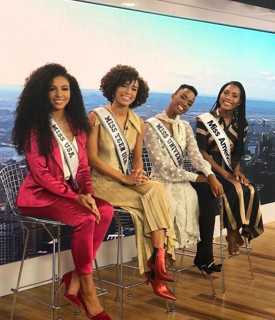 All Black Beauty Pageant Winners – Beauty Queens