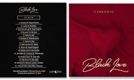 Sarkodie 'Black Love Album' Is Out Now!
