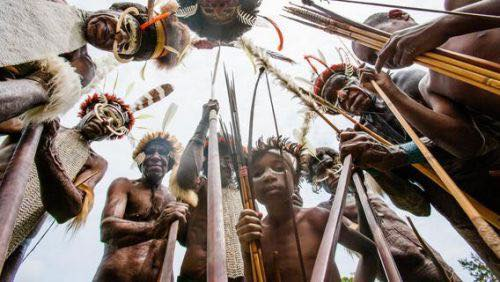 Dani People: The Most Mysterious Tribe In The World