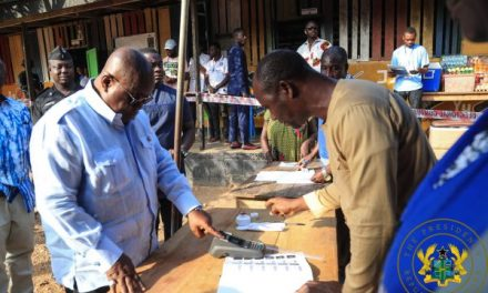 District Assembly – Ghanaians Go To Polls Today