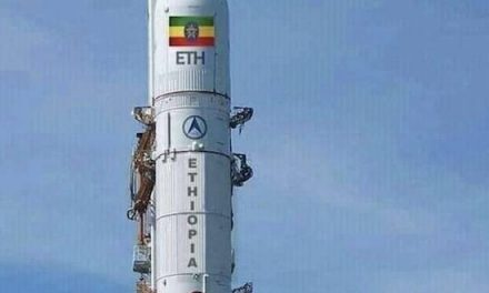 Ethiopia's First Satellite Have Been Launched Into Space