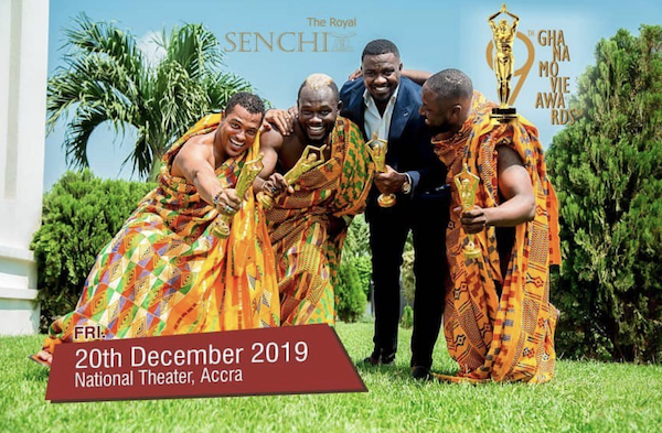 Ghana Movie Awards 2019