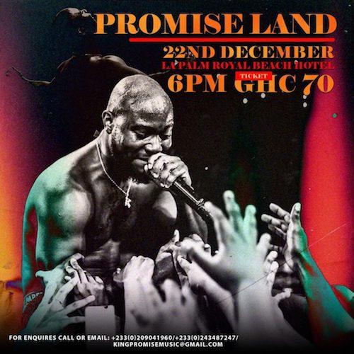 King Promise: PromiseLand 2019