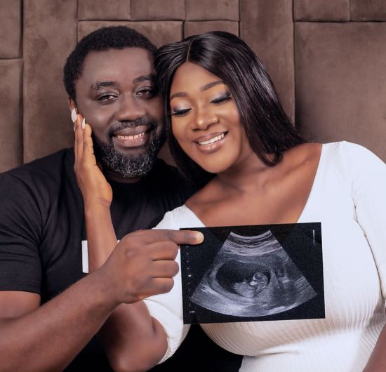Mercy Johnson Okojie And Hubby Expecting Their 4th Child