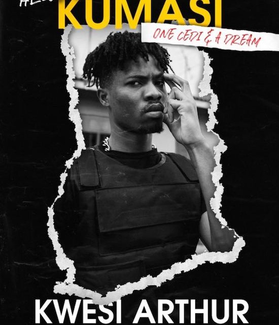 Kwesi Arthur – One Cedi And A Dream Concert