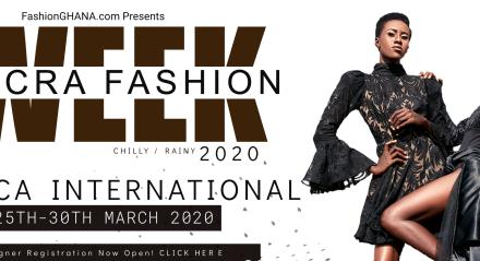 Accra Fashion Week Ghana 2020