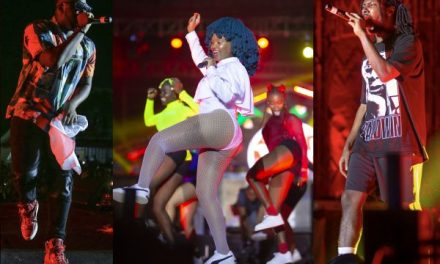 Afro Nation Ghana LIT Performances