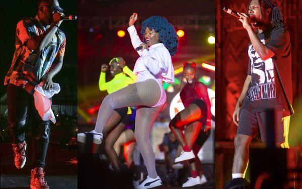 Afro Nation Ghana LIT Performances